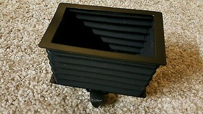 Sony pmw-200 Camcorder screen hood/shade bellows type collapsable