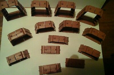 Triang.....train Collection Pieces.......14 X Pieces