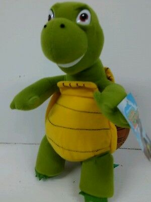 "Over The Hedge ""verne The Turtle"" Soft Toy"