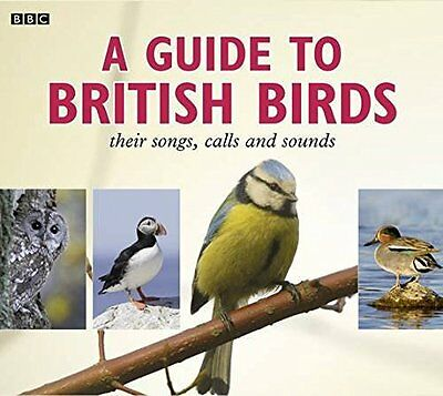 Guide to British Birds Book by Westwood Brett CD-Audio