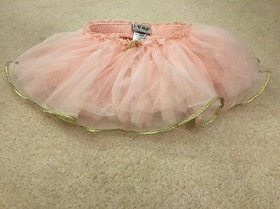 Next - Baby Girls Pink Tutu 3-6 Months