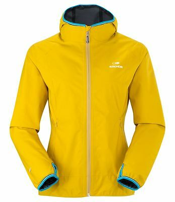 Womens Jacket waterproof Eider Pulsate size 12 /14 Arrowood (that's the colour)