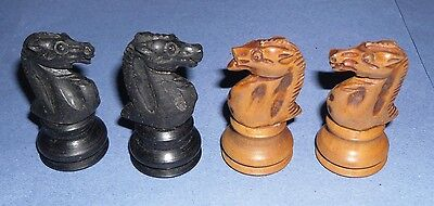 gift shabby decorative attractive Antique vintage retro wood chess pieces wooden