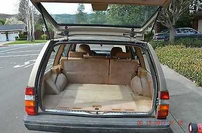 1994 Volvo 940 Wagon 4dr 1994 Volvo 940 Wagon, fully loaded, non turbo, all original two owner car
