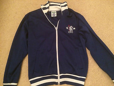 Chelsea FC Jacket - Official Retro style