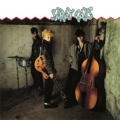Stray Cats - S/T Self Titled Debut 180g vinyl Rockabilly