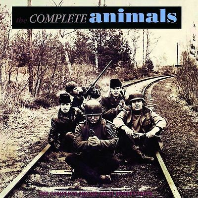 Animals - Complete 3x 180g vinyl LP NEW/SEALED Best Of Mickie Most Hits Gt The