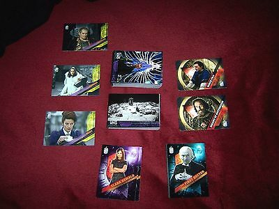 Dr Who-Timeless Card Set-Full Card Set With 2 Subsets And Extras!!!-Low Start!!