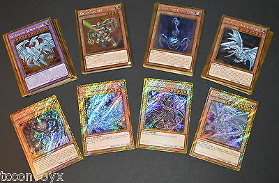 YUGIOH Dark Side of Dimensions Movie GOLD EDITION *MVP1-ENG* Deck SET (61 cards)