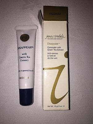 Jane Iredale Disappear Concealer with Green Tea Extract - Medium 15g