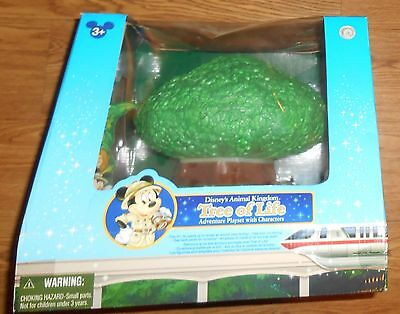 Disney's Animal Kingdom Tree Of Life Monorail Toy Accessory - New In Box