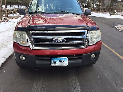 2007 Ford Expedition  2007 Ford Expedition 4WD XLT. Low Reserve