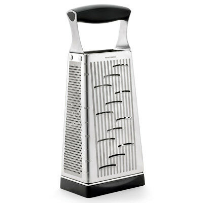 NEW Cuisipro 4-Sided Garnish Grater