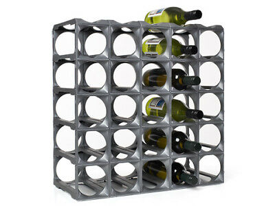 NEW Stakrax 30 Bottle Rack Kit