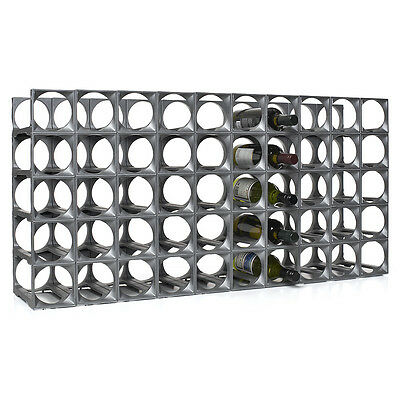 NEW Stakrax 50 Bottle Rack Kit