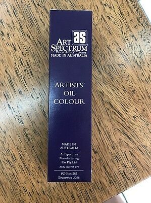 Art Spectrum Oil Paint 150ml Titanium White Series 2