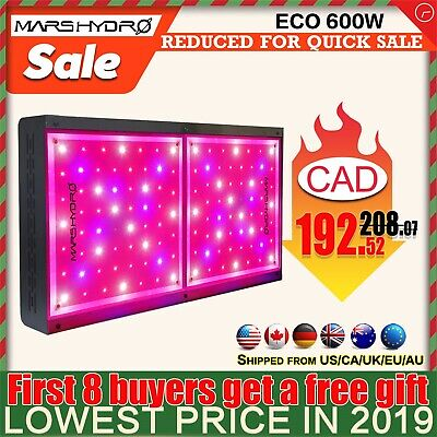 Mars II 900W LED Grow Light+39''×39''×70'' Indoor Grow Room for Plant Greenhouse