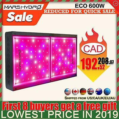Mars II 900W Led Grow Light Veg Flower Plant +100*100*180cm Indoor Grow Tent Kit