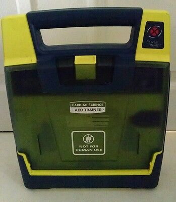 Cardiac science AED trainer Rescue Ready REF: 180-5021-001