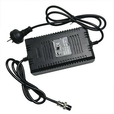 36V 1.8A Battery Charger for Electric Bicycle Bike Scooters ATV W' AU Plug