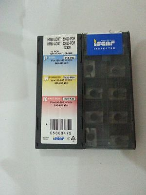 10pcs ISCAR CARBIDE INSERT HM90 ADKT150520 PDR  IC908