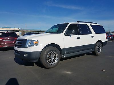 2014 Ford Expedition  2014 Ford Expedition EL - LOW LOW MILES, 1 OWNER, CLEAN CARFAX, NO RESERVE!!!