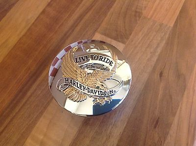 Harley Davidson Gas Petrol Cap Live To Ride