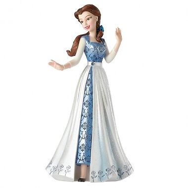 Disney Showcase Belle Figurine from the 1991 Beauty & the Beast 4055793 New