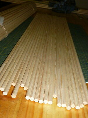 """Top Quality Boyton Pine Arrow Shafts 11/32"""" 45/50 For Longbow Qty 24 Pack"""