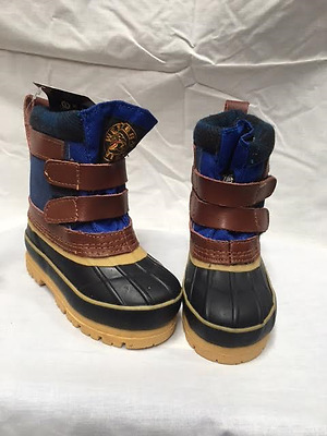 Kids Apres Boots  Velcro Unisex  Western Chief  Thinsulate  Brand New