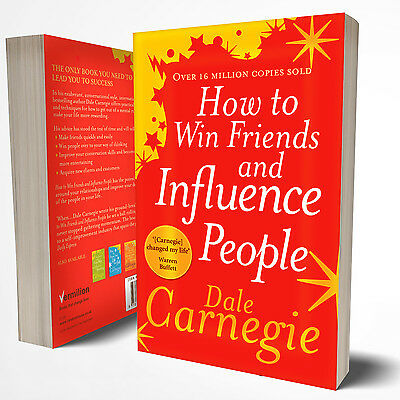How to Win Friends and Influence People, Carnegie, Dale Paperback BRAND NEW Book