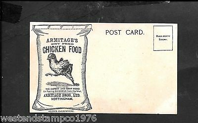 Nottinghamshire Ppc Advertising Armitages Chicken Food. Armitage Bros. Unposted