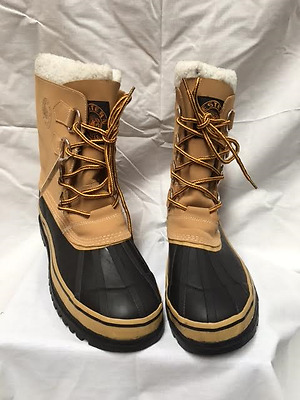 Nisqually Apres Snowboots  Lace Up  Mens  Western Chief  Waterproof  Brand New