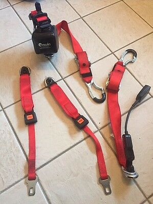 Unwin Wheelchair Straps And Clamps