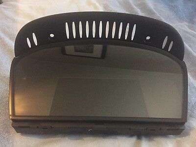 Bordmonitor BMW E60 E61 Navigation Display 6582 9151976, 65829151976