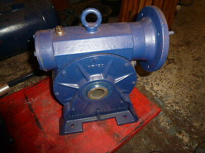 Reduction Gearbox Bonfiglioli  Italy High Torque  Approx  80-1   Free Delivery