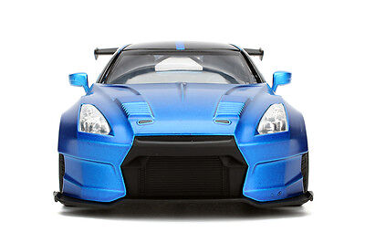Nissan GTR R 35 Ben Sopra Fast and Furious Film Car Standmodell