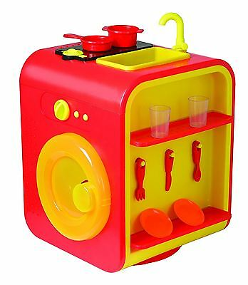 Kids Smart 360 Kitchen Toy Oven Cooker Role Play Cooking Food