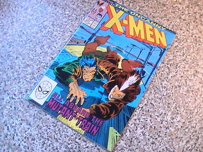 The Uncanny X-Men # 237 - Marvel Comics