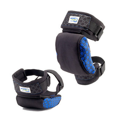 Steel-Flex SEN-410 Strapped Knee Pads