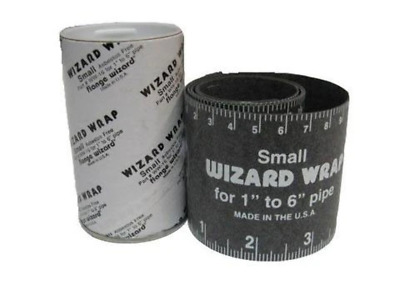 "Flange Wizard WW-16 Small Pipe Wrap for 1""- 6"" Pipe"