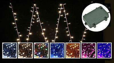 80 LED Battery Powered String MC, 3 x AA batteries (supplied) [155.505UK]