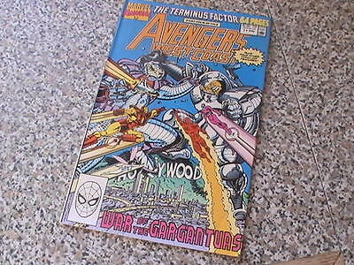 Avengers West Coast  # 5     B   Marvel Comics