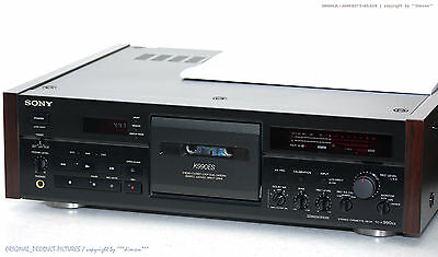 SONY TC-K990ES High-End ES Cassette Tape Deck Top-Zustand! Wartung+1j.Garantie!