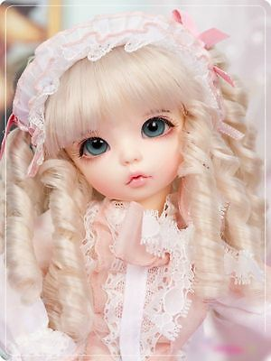 1/6 Bjd Doll fairyland littlefee ante Free FACE MAKE UP+FREE EYES-Ante