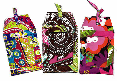 Fabric Luggage Tag for Travel, Suitcase, Bag etc