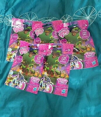 5 x My Little Pony - Friendship is Magic Ponies Blind Bag - New & Sealed