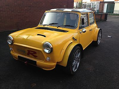 Mini with honda civic tye r engine 2002 track day car rare and one of a kind