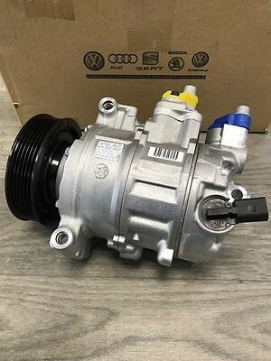 1K0820859T Genuine VW Audi Seat Skoda DENSO  Air Conditioning Compressor