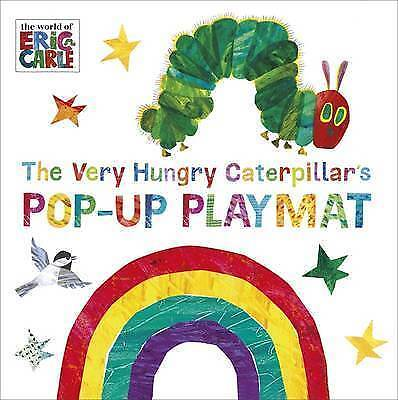 The Very Hungry Caterpillar's Pop-Up Playmat by Eric Carle (Board book, 2015)